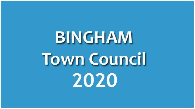 Bingham Town Council 2020 Initiative