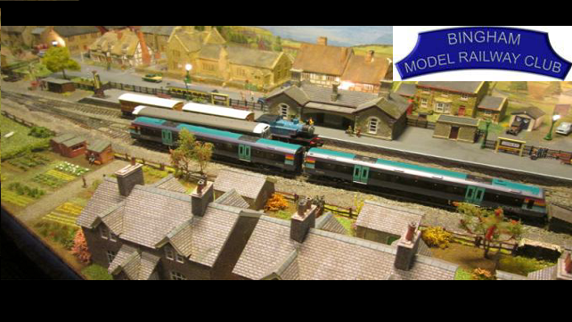 Bingham Model Railway Club – 2013 Exhibition