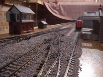 Bingham Model Railway Club Exhibition – 18th & 19th April 2015