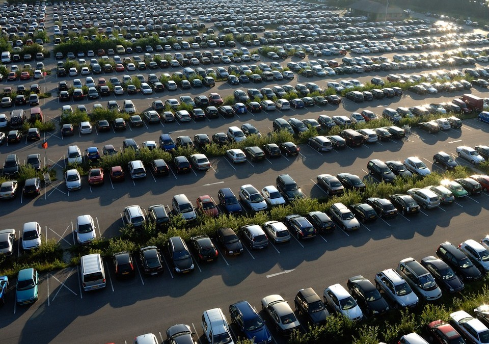 Thursday (Market Day) Parking in Bingham