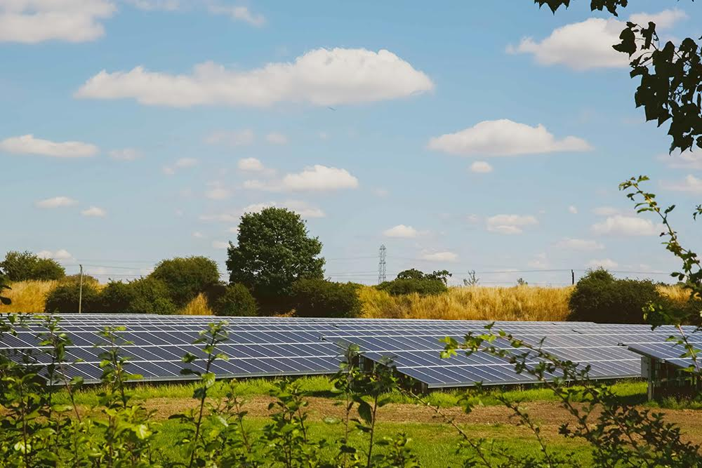 More than £1m raised for solar farm near Bingham