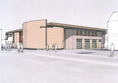 NEW METHODIST CENTRE IN BINGHAM OPENING WEEKEND – PHOTO/FILMING OPPORTUNITY
