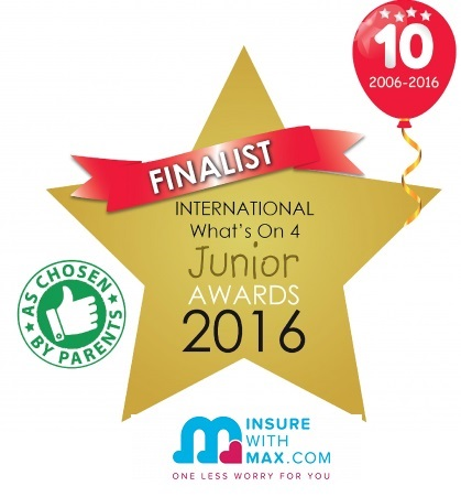 Local Activity Makes National Childrens Award Finals