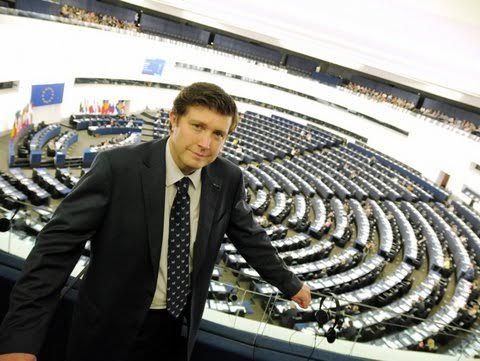 Andrew Lewer MBE MEP Sets Out His Continuin Role in Europe