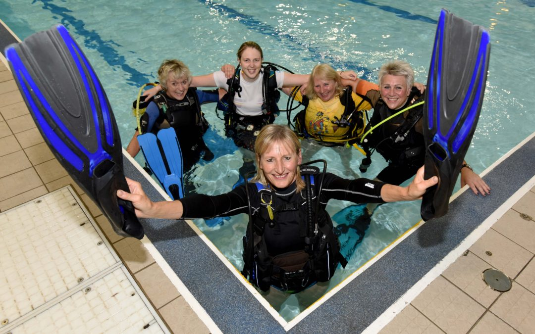Women to take the plunge in aid of Breast Cancer Care