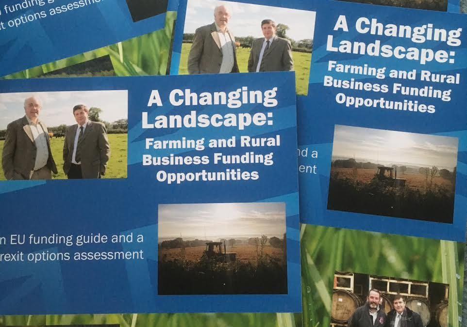 New Guide To EU Funding For Rural Communities
