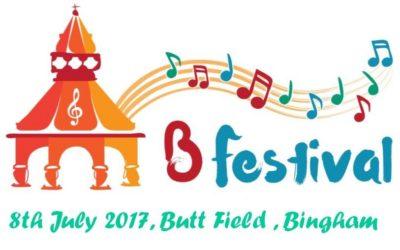 Bingham BFest Music Festival 2017- 8th July 2017, Butt Field, Bingham