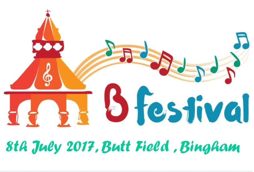 Bingham BFest Music Festival 2017- 8th July 2017, Butt Field, Bingham