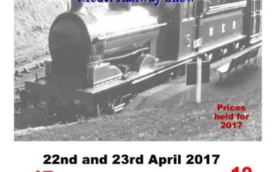 Bingham Model Railway Club – South Notts Model Railway Show 22/23 April