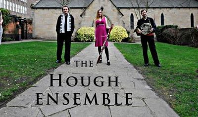The Hough Ensemble will perform at Bingham Parish Church