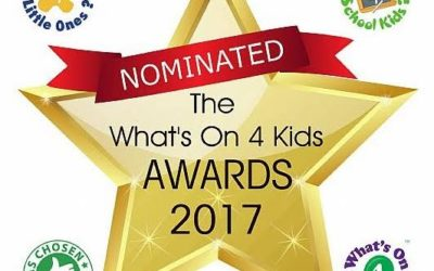 La Jolie Ronde Languages for Children has been nominated for Best Franchised/Licensed Activity