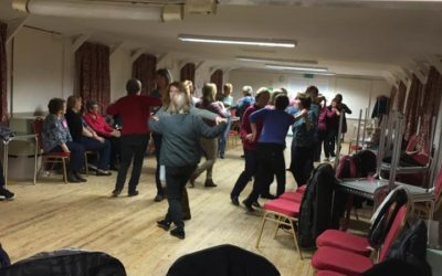 Bingham 50+ Fun Fitness – Bingham Women's Institute – Tuesday at 12.00 Midday – FREE
